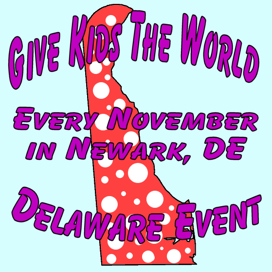 Give Kids The World Delaware Events Logo